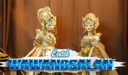 FULL Kumpulan Contoh Wawangsalan Basa Sunda, Satu Bait ...