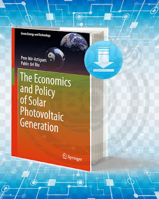 Free Book The Economics And Policy Of Solar Photovoltaic Generation pdf.