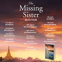 The Missing Sister Blog Tour