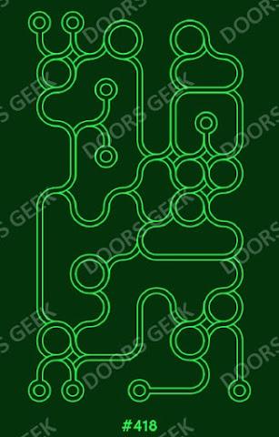 Cheats, Solutions, Walkthrough for Infinite Loop Level 418