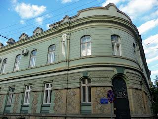 Ивано-Франковск. Ул. Михаила Грушевского, 7. 1904 г.