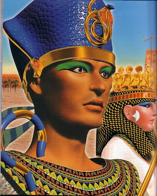a biography of ramses the second an egyptian king Of an ancient egyptian statue they believe could depict one of history's most  famous rulers the likeness of what may be pharaoh ramses ii.