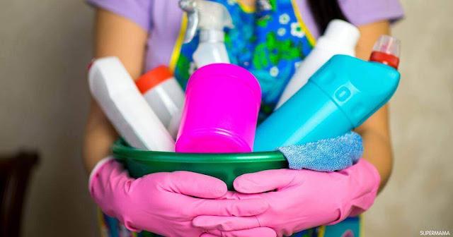 6 نصائح و حيل تنظيف البيت