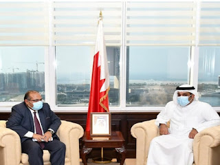 India and Bahrain to cooperate in Finance and Business Sector