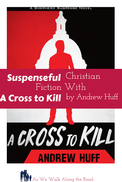 Review of A Cross to Kill Christian suspense