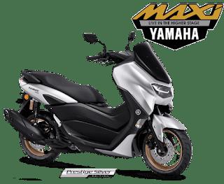 Intip Spesifikasi Nmax 155 Connected versi 2021