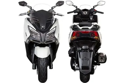 Review Motor Kymco X-Town 250i