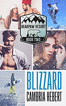 Blizzard (BearPaw Resort Book 2) by Cambria Hebert (CR)