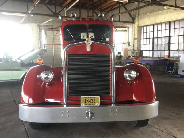 4X4 Van For Sale >> 1950 Kenworth Truck | Auto Restorationice