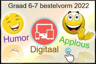 #Humor #Digitaal #Applous