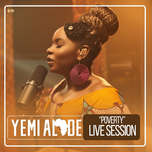 [Video] Yemi Alade – Poverty (Live Session) #Arewapublisize