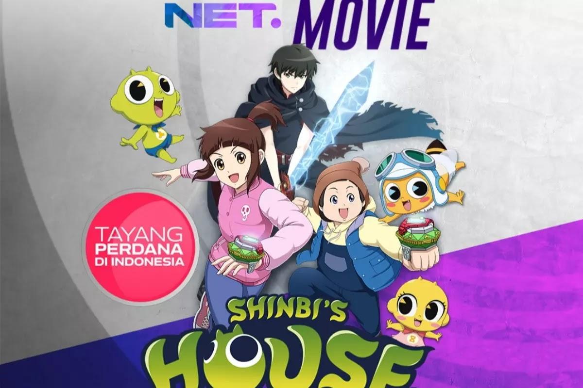 Apakah Shinbi's House Dapat Dikatakan Sebagai Anime?