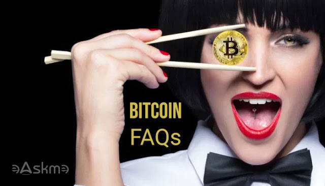 Frequently Asked Questions About Bitcoin: eAskme