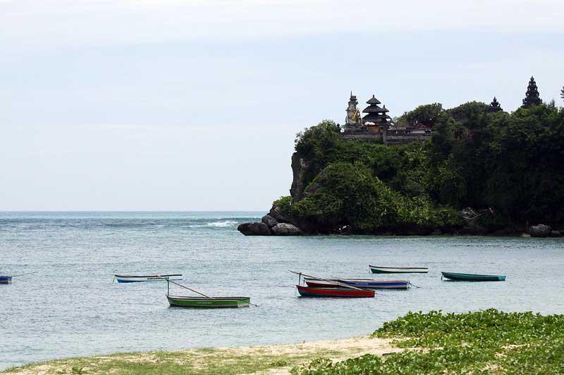 Rute Lokasi Kawasan Wisata Nusa Dua Bali