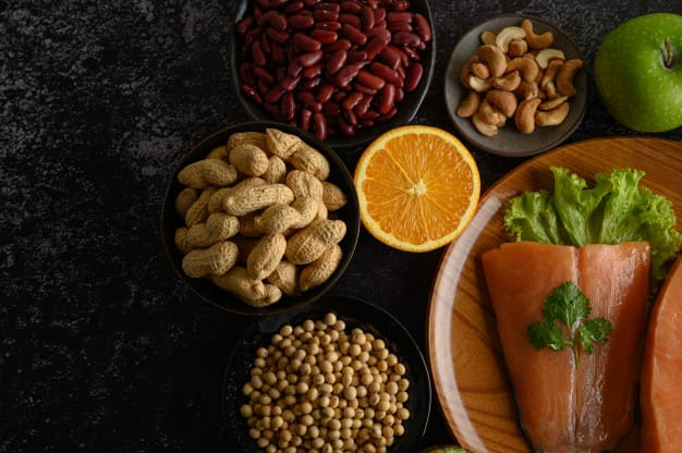 The most important sources of natural protein