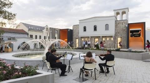 Fejlesztik Nyíregyháza kulturális negyedét