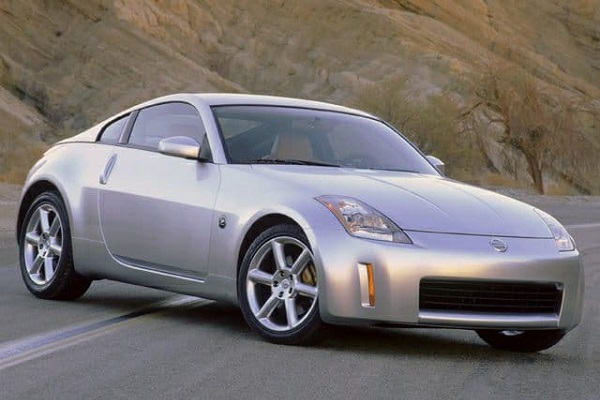 Ficha Técnica Nissan 350Z 2003