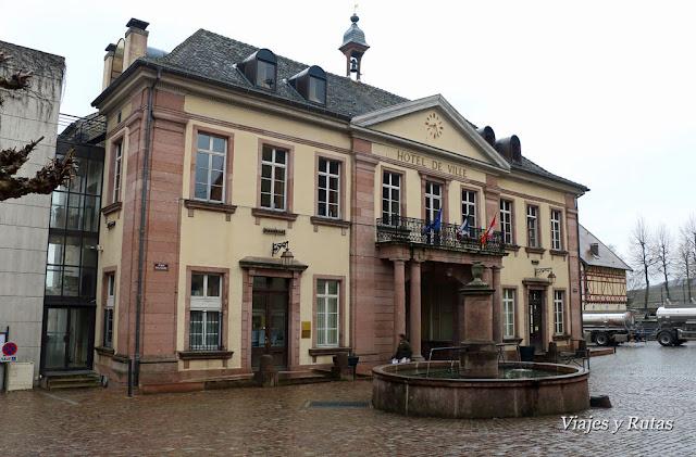 Ayuntamiento de Riquewihr