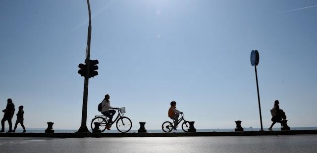 Ποδηλατικό Χάρτη της Θεσσαλονίκης δημιούργησαν ΟΣΕΘ και δήμος
