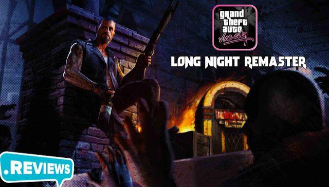 game GTA Vice City Long Night