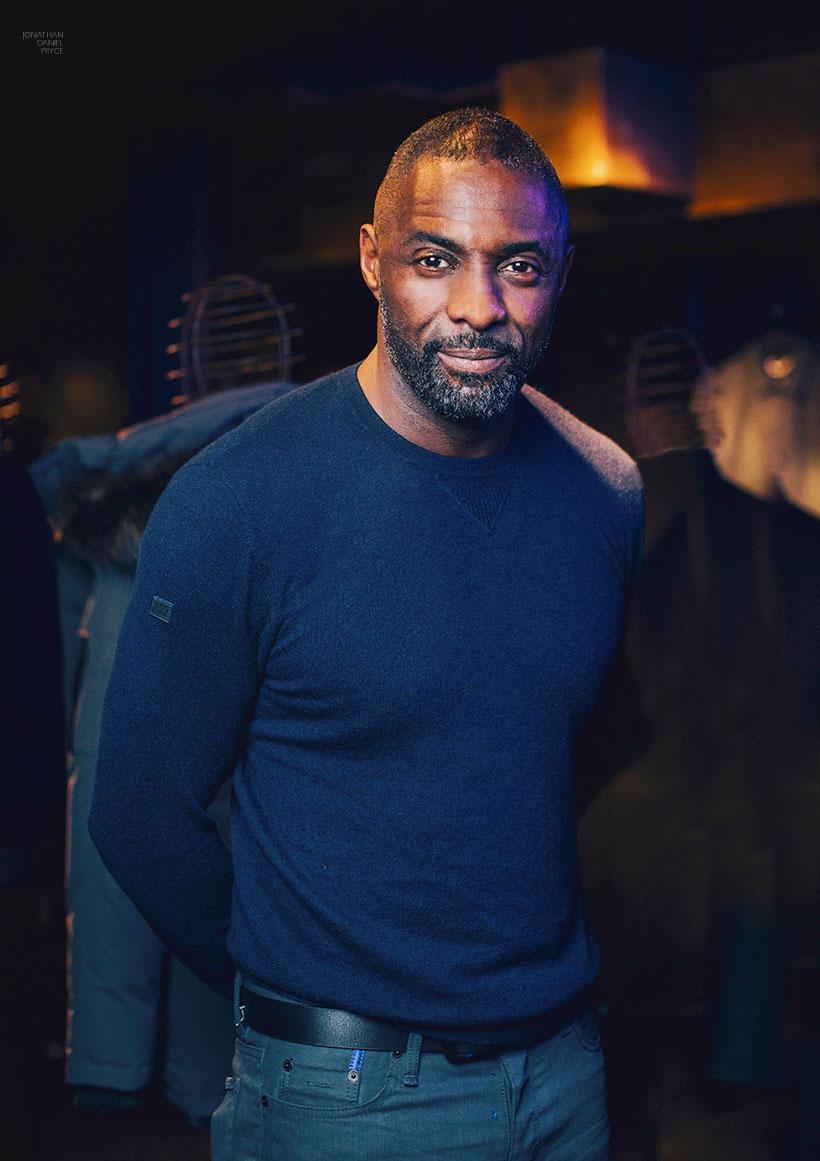 Actor Idris Elba tested positive for coronavirus
