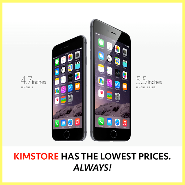 Kimstore Announced iPhone 6 and 6 Plus Prices - Netizens react using funny memes.