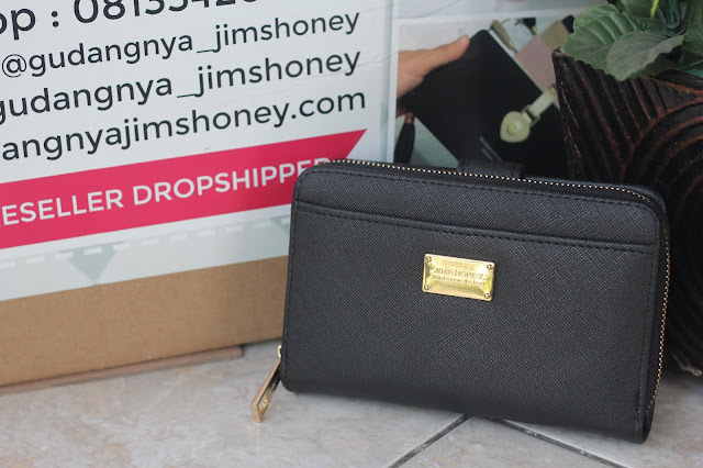 Real Pict Dompet Jims Honey Brenda Wallet