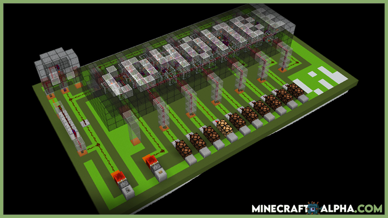 Minecraft CD4017BE Library 1.16.5 for Minecraft