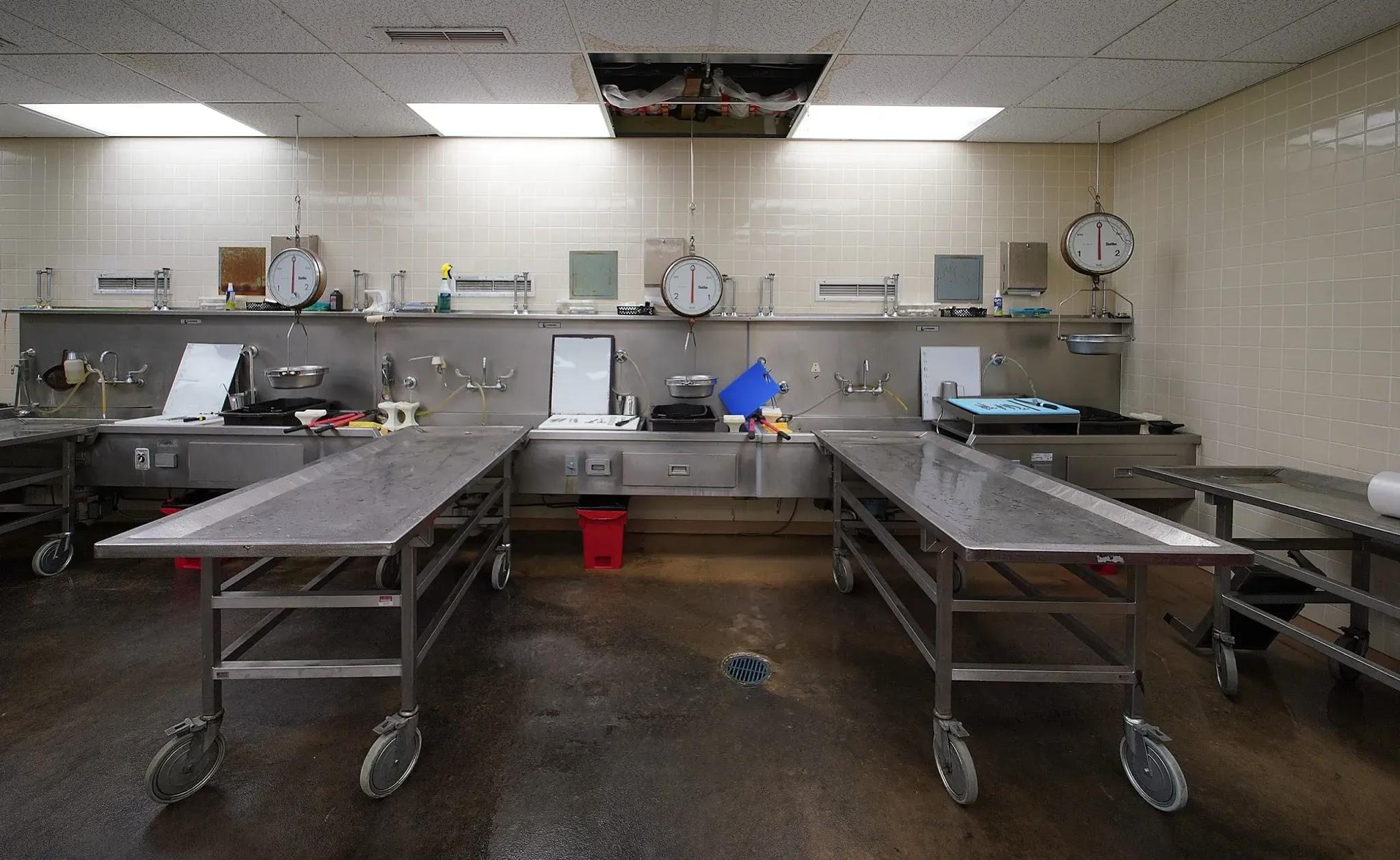 Θύμα τροχαίου… αναστήθηκε στο τραπέζι του ιατροδικαστή