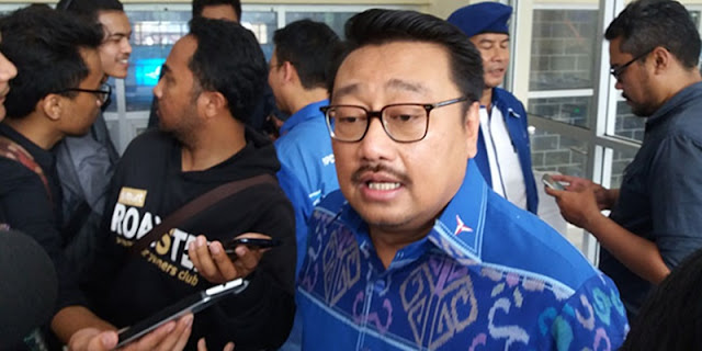 Minta Infrastruktur Ditunda, Demokrat Janji Tidak akan Mengejek Jokowi