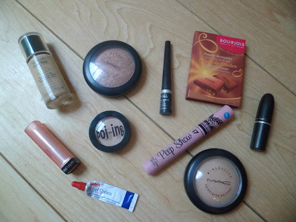 10 Products I Would Repurchase: TAG
