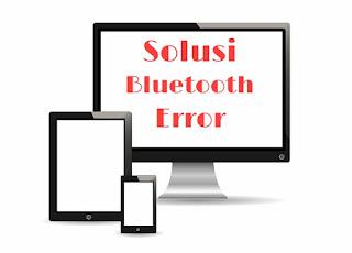 Kenapa Bluetooth Tidak Bisa Pairing?