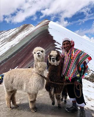 fotos tumblr montaña de 7 colores peru