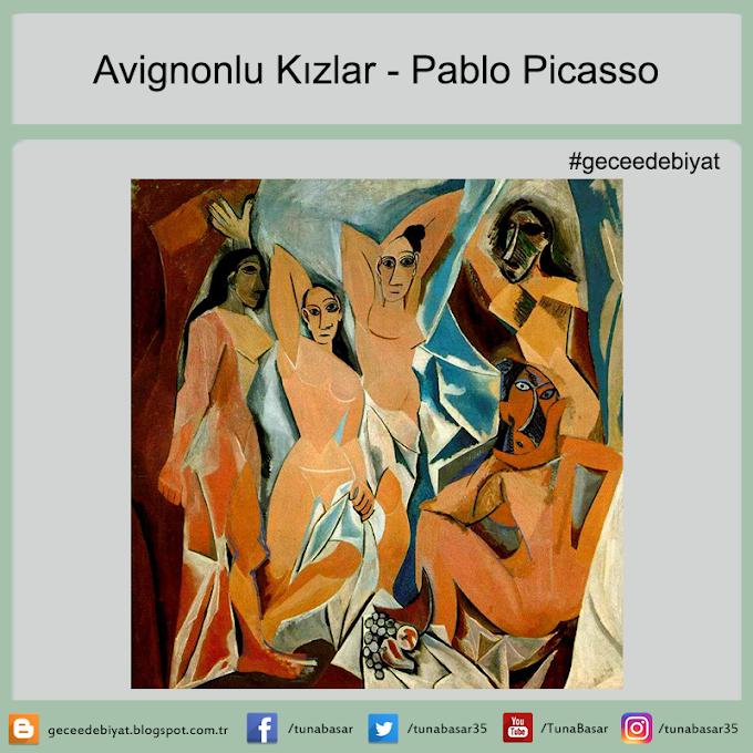 Avignonlu Kızlar - Pablo Picasso