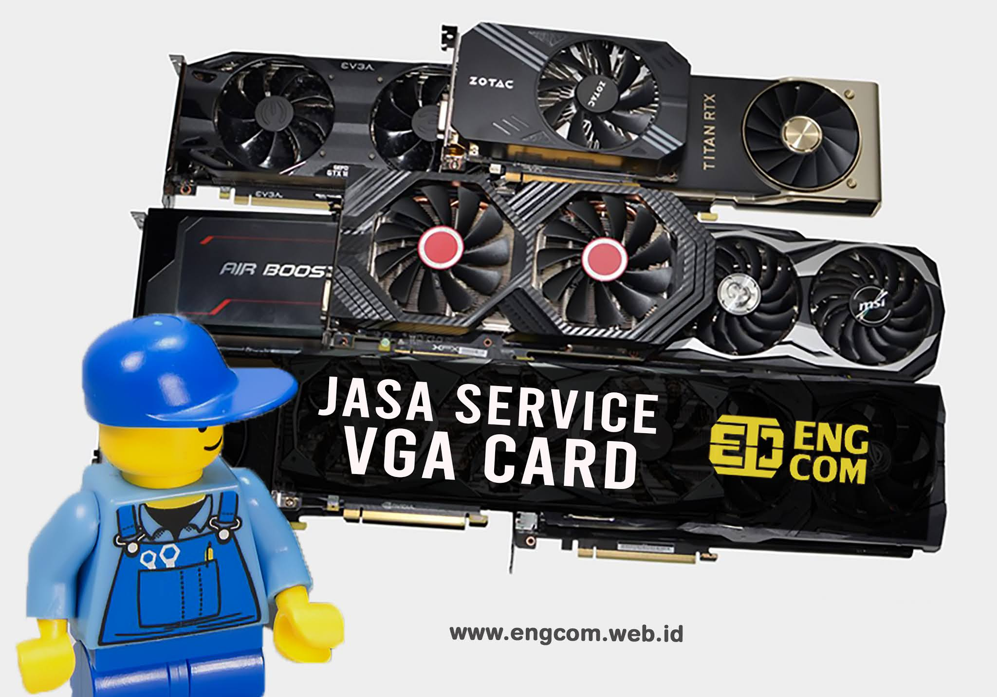 Jasa Service VGA Card