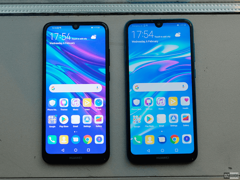 Huawei announces Y6 Pro 2019 and Y7 Pro 2019 pre-order