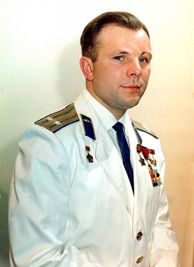 cosmonaut yuri gagarin - photo #12