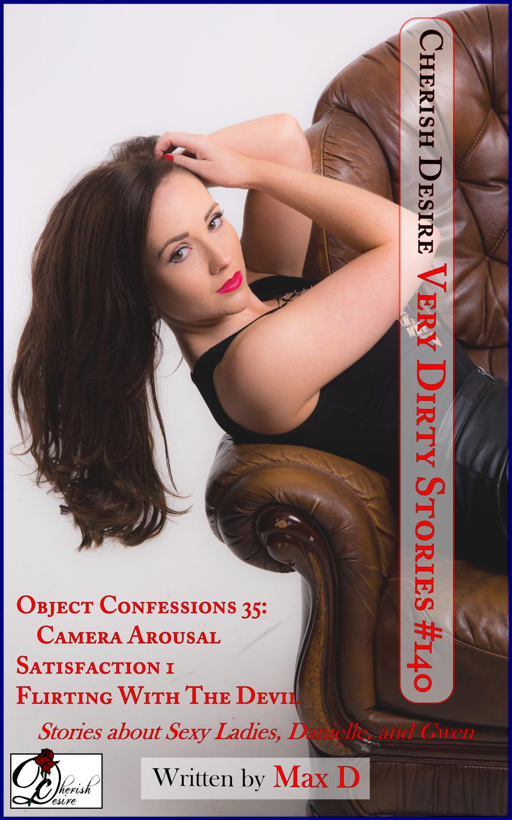 Cherish Desire: Very Dirty Stories #140, Max D, erotica