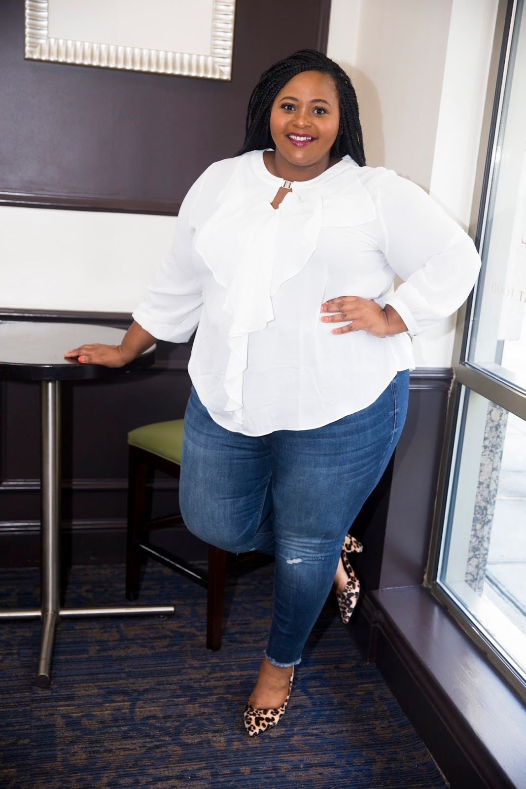 Plus Size Fashion Blogger Simply Curvee Avenue