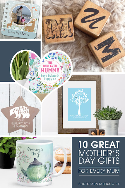 10 Great Mother's Day Gift Ideas for every Mum