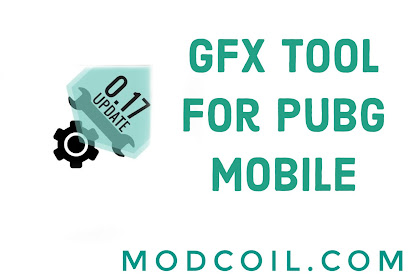 GFX Tool For Pubg Mobile Supports All Versions