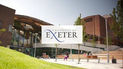 منح جامعة إكستر في المملكة المتحدة 2021 للطلاب الدوليين - ممولة بالكامل