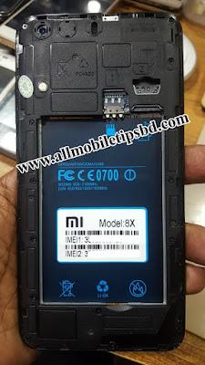 Mi Clone 8X Flash File MT6580 8 0 Firmware Download