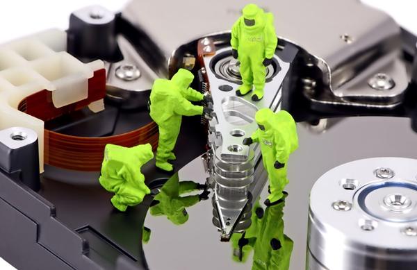 إصلاح القرص الصلب و استعادة البيانات و طرق لتفادي فقدانها
