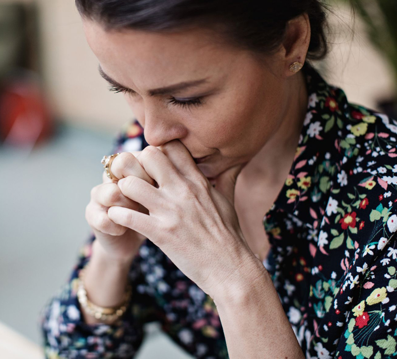 11 Stress Symptoms That Might Actually Surprise You