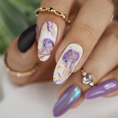 paznokcie meduzy
