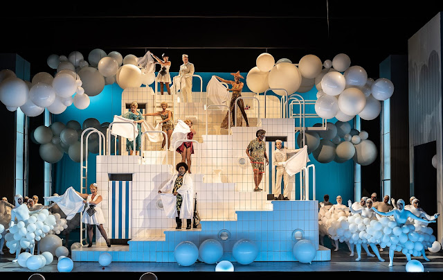Offenbach: Orpheus in the Underworld - English National Opera 2019 (Photo Clive Barda)