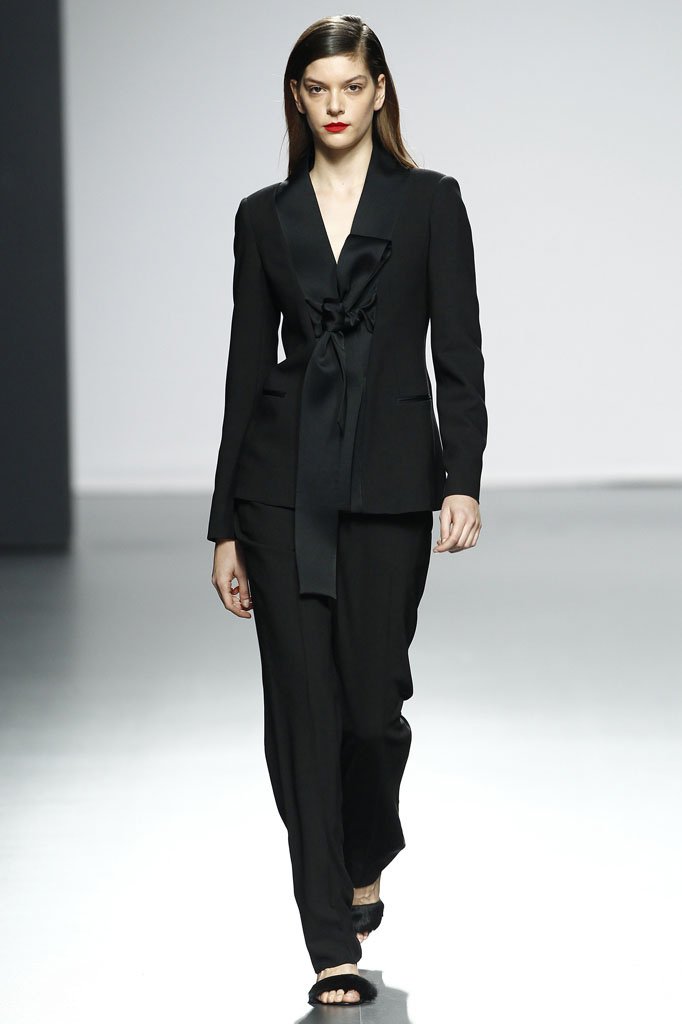 black suits Minimalistic Modern Classics