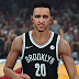 Landry Shamet Cyberface, Hair and Body Model by NoobMayCry [FOR 2K21]