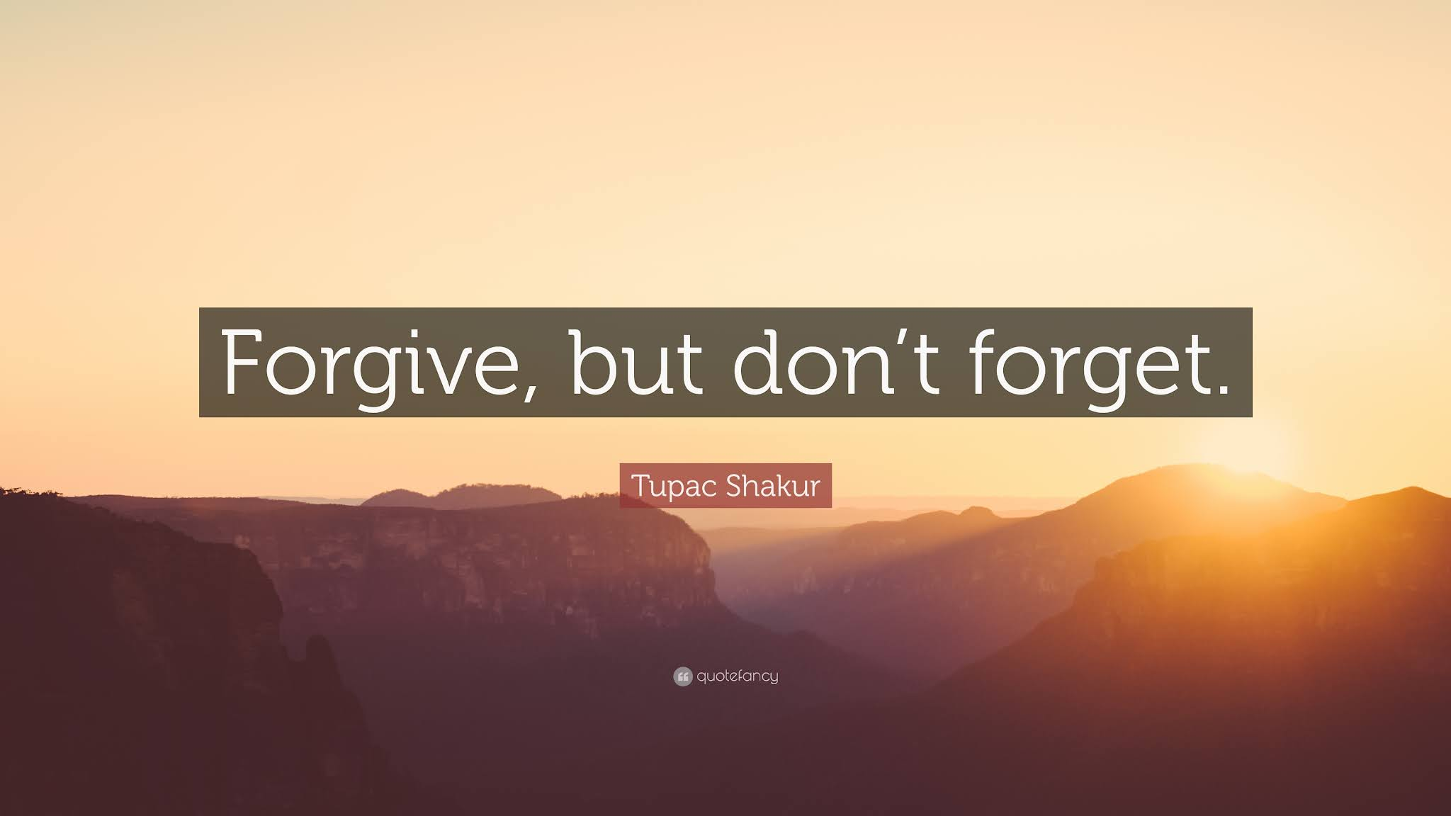Bukan Senang Nak Maafkan Dan Lupakan